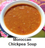 Moroccan Chickpea Soup small