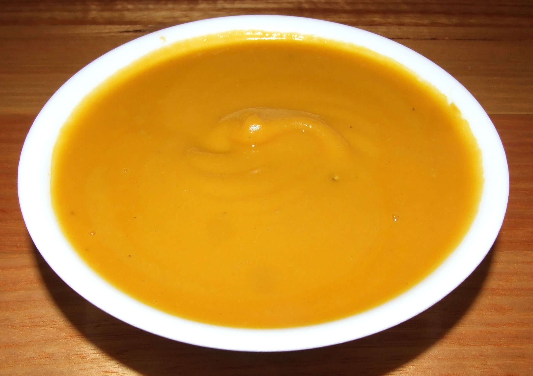 Moroccan Sweet Potato, Carrot and Chickpea Soup ...