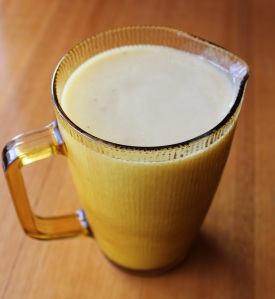 Banana & Mango Smoothie